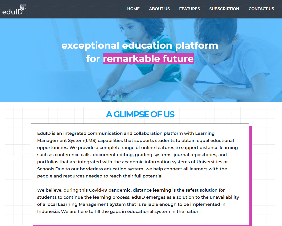 About Eduid.id